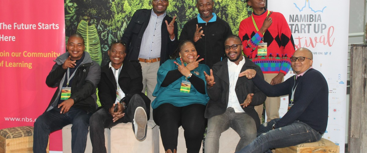 Botswana Innovation Hub at Namibian Start Up Festival
