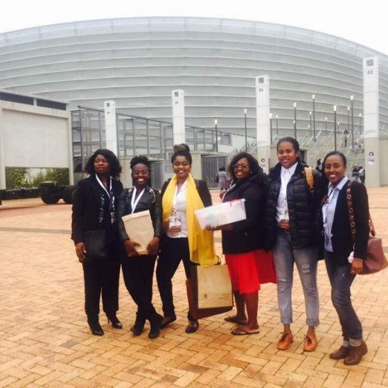 Namibian Entrepreneurs at Zambia Entrepreneurship Summit (ZES) 2019