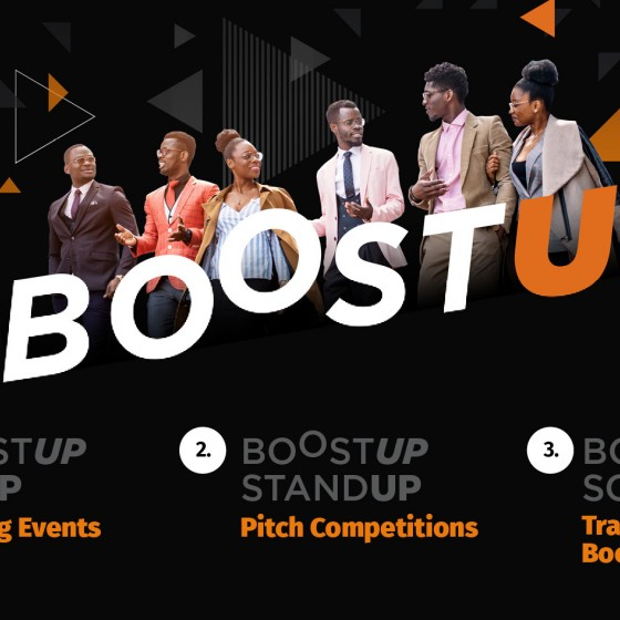 Connected Hubs Launches Boost Up
