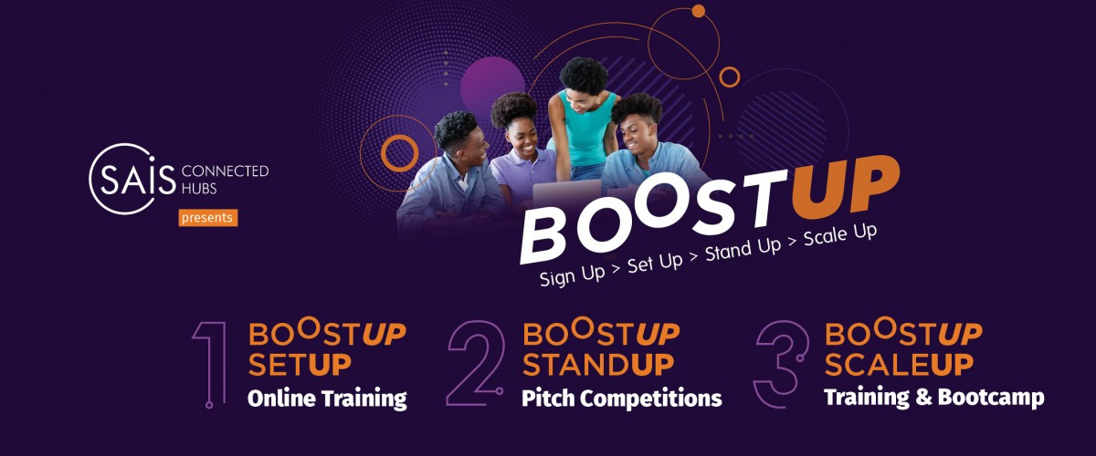 Call for Applications for BOOST UP Set Up 2020 Now Closed